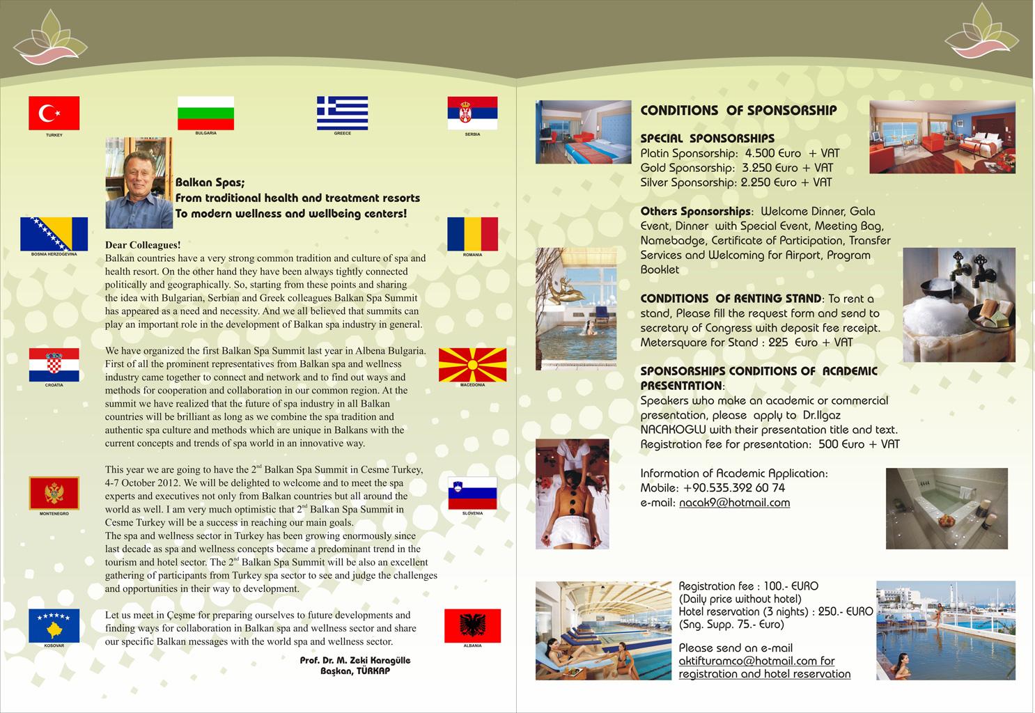 2 Balkan Spa Summit Thermal Spa Health